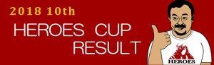 第10回ヒーローズカップ結果